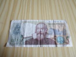 Italie.Billet 2000 Lires. - [ 2] 1946-… : République