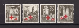 Generalgouverment - 1940 -  Michel Nr. 52/55 - Postfrisch - Ocupación 1938 – 45