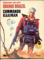 Bruno Brazil - Commando Kaaiman (1981) - Bruno Brazil