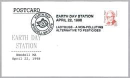 LADYBUGS - A Non-polluting Alternative To Pesticides - Una Alternativa A Los Pesticidas. Wendell MA 1998 - Protección Del Medio Ambiente Y Del Clima