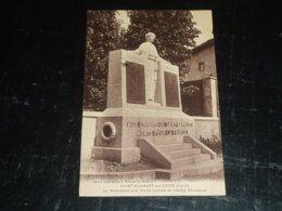SAINT-RAMBERT-SUR LOIRE - LE MONUMENT AUX MORTS TOMBES AU CHAMP D'HONNEUR - 42 LOIRE (AF) - Saint Just Saint Rambert