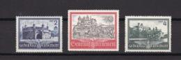 Generalgouverment - 1941 -  Michel Nr. 63/65 - Postfrisch - Besetzungen 1938-45