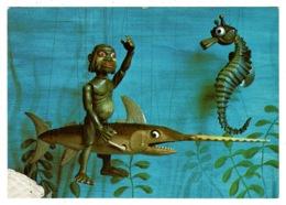 Ref 1328 - Super Postcard - Puppets - An Underwater Ballet - Theatre