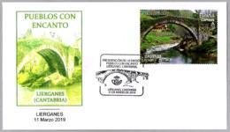 Presentacion PUEBLOS CON ENCANTO. Lierganes, Cantabria, 2019 - Puentes