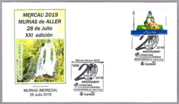 CASCADA XUBEO - WATERFALL. Murias (Moreda), Asturias, 2019 - Geología