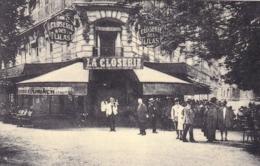 75 - PARIS 06  - La Closerie Des Lilas- Boulevard Du Montparnasse - Distretto: 06