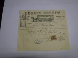 FIRENZE   ---  CESARE  SESTINI  --   CARRO TRASPORTO MOBILIA - Italia