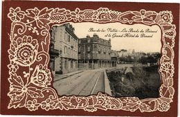 CPA Bec-de-la-Vallée-Les Bords Et Le Grand Hotel De DINARD (265597) - Dinard