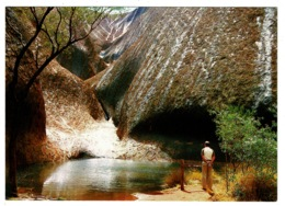 Ref 1330 - Postcard - Mutitjula - Maggie Springs South Australia - Other
