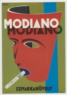 "PROMOCARD N°  9706  NOVA CHARTA   ""I MANIFESTI MODIANO"" - Pubblicitari"