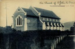 Malay Malaysia, PERAK IPOH, The European Church (1910s) Moritani Postcard - Malaysia