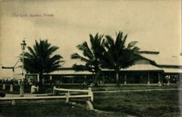 Malay Malaysia, PERAK IPOH, The Market Hall (1910s) Moritani Postcard - Malaysia