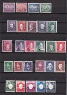 Generalgouverment - 1942/44 -  Sammlung - Postfrisch - Besetzungen 1938-45
