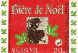 Etiquette Biere - ADELSHOFFEN - BIERE DE NOEL - Bière