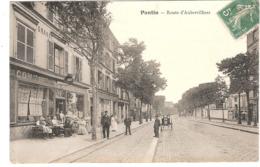 CPA Pantin Route D'Aubervilliers 93 Seine Saint Denis St - Pantin