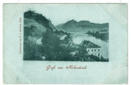 Ref 1331 - Early Postcard - Gruss Aus Rolandseck - Rhineland-Palatinate Germany - Other