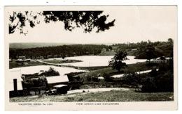 Ref 1331 - 1935 Real Photo Postcard - View Across Lake Dayleford Victoria Australia - Australie