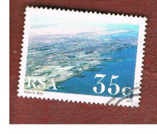 SUD AFRICA (SOUTH AFRICA) - SG 772 - 1993   HARBOURS: WALVIS BAY   - USED - Sud Africa (1961-...)