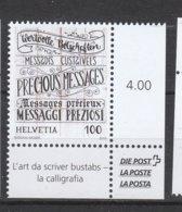 Schweiz  **  Handlettering Kalligraphie Neuausgabe 5.9.2019 Postpreis CHF 1,00 - Schweiz