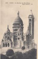 Cp , 75 , PARIS , La Basilique Du Sacré-Cœur, Aspect Général - Sacré Coeur