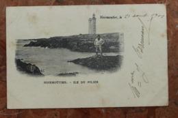 NOIRMOUTIER (85) - ILE DU PILIER - Noirmoutier