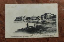 NOIRMOUTIER (85) - ANSE DE SOUZEAUX - Noirmoutier