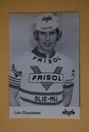 CYCLISME: CYCLISTE : LEO DUYNDAM - Cyclisme