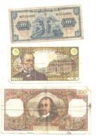 Billets Banques Anciens - Alla Rinfusa - Monete