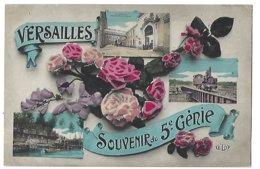 78 - VERSAILES - Souvenir Du 5e Génie - Versailles