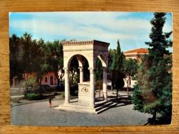 (FG.Y42) ORISTANO - PIAZZA MARIANO, MONUMENTO AI CADUTI (viaggiata 1969) - Oristano