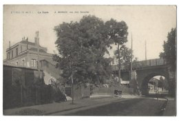 92 - RUEIL - La Gare -Précurseur - Rueil Malmaison