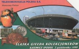 POLONIA. Silesian Collectors' Fair '99. 25U. 750. (224) - Polonia