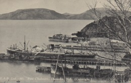 Port Chalmers - New Zealand
