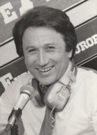 Photo De Presse - Michel Drucker - 1983 - Berühmtheiten