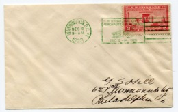 RC 13681 USA 1928 WASHINGTON INTERNATIONAL CIVIL AERONAUTICS CONFERENCE - 1c. 1918-1940 Briefe U. Dokumente