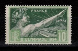 JO De Paris 1924 YV 183 N** Cote 8 Euros - Francia
