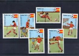 Laos. Coupe Du Monde De Football Espagne 1982 - Laos