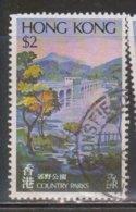 HONG KONG Scott # 368 Used - Country Park - Hong Kong (...-1997)