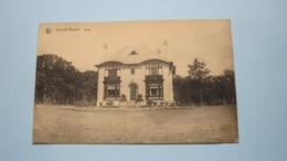 Zoersel-BOSCH Villa ( R. Debandt Photo Santhoven ) Anno 1933 ( Zie Foto Details ) !! - Zoersel