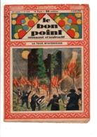 LE BON POINT AMUSANT N° 1114 5/4/1934  - LA TOUR MYSTERIEUSE - Tijdschriften