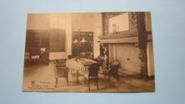 """Het Kasteel (1372) """" Paleis Van Justicie """" Raadzaal ( Uitg. H. Proost-Jacobs ) Anno 1926 ( Zie Foto Details ) ! - Turnhout"""