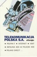 POLONIA. Telekomunikacja Polska S.A. Offers - 1. 25U. 297. (228) - Polonia