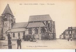 80-braye Sur Somme L Eglise - Bray Sur Somme
