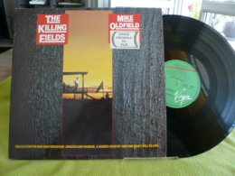 Mike Oldfield 33t Vinyle BO The Killing Fields - Soundtracks, Film Music