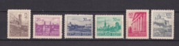 Estland - 1941 - Michel Nr. 4/9 - Postfrisch - Ocupación 1938 – 45