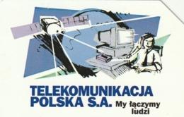 POLONIA. Telekomunikacja Polska S.A. Connects - 1. 25U. 306. (229) - Polonia