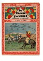 LE BON POINT AMUSANT N° 1119  17/5//1934  - UN DUEL AU LASS0 - Autre Magazines