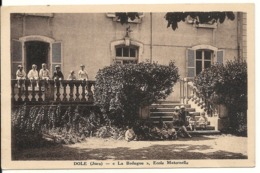 LA BEDUGUE. ECOLE MATERNELLE - Dole