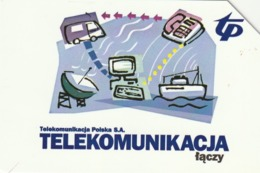 POLONIA. Telecommunication Connets. 25U. 524. (230) - Polonia