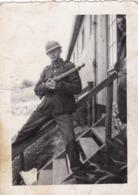 Soldat Armée Militaire Belge  Photo 9 X 6 - Documenti